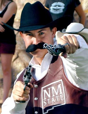 Oh Fair New Mexico Set My Mascot Free